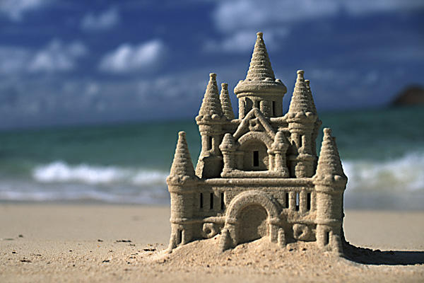 castles in the sand vsion casting